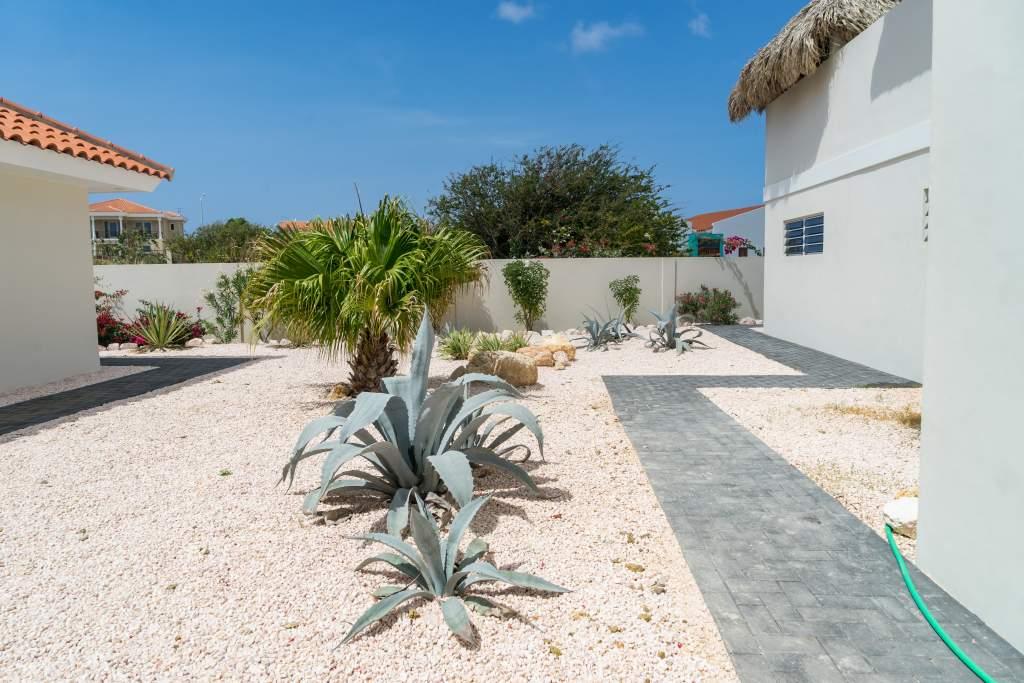 Vakantie Villa en appartementen Curacao achtertuin. Het vriendelijk Curaçao wacht op u.