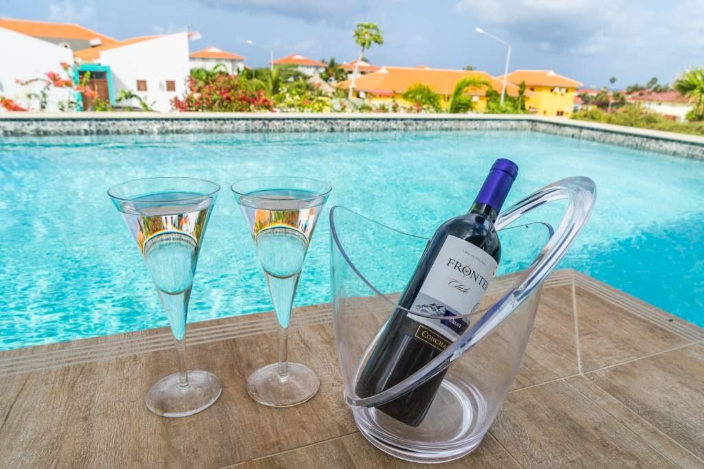 Villa met zwembad, heerlijk genieten op Curaçao. Het vriendelijk Curaçao wacht op u.