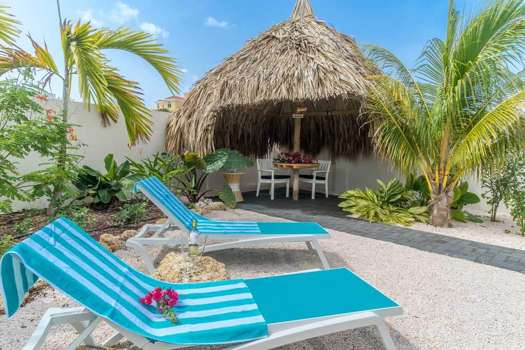 Appartement Curaçao terras. Het vriendelijk Curaçao wacht op u.