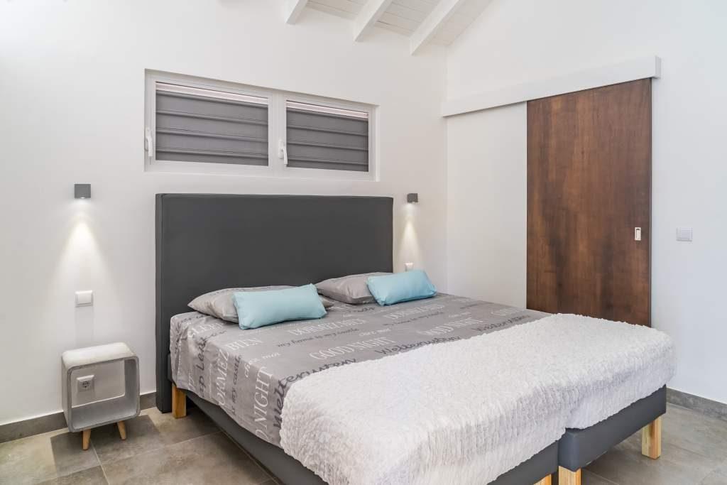 Appartement Curaçao slaapkamer. Het vriendelijk Curaçao wacht op u.