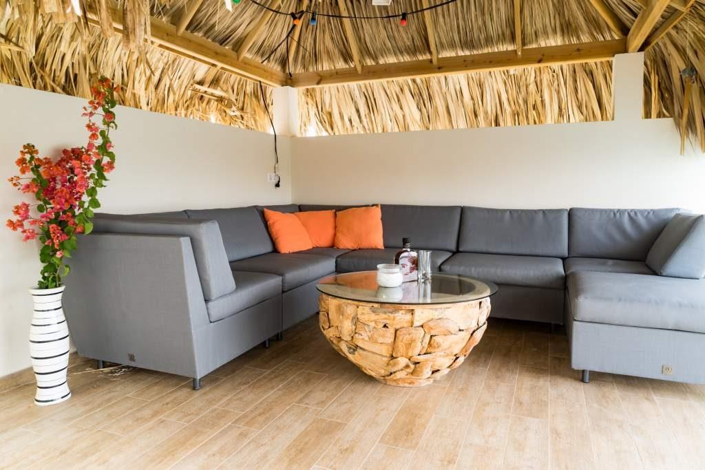Palapa vakantievilla Curaçao. Het vriendelijk Curaçao wacht op u.